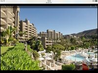 One week 17/04/17 to 24/04/17. Anfi Beach, Gran Canaria luxury one bedroom apartment.