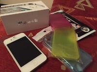 iPhone 4s 16gb in white