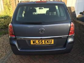 Vauxhall Zafira 2.2L Direct