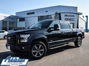 2015 Ford F-150 FX-4 Supercrew 4X4