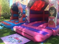 Bouncy castle , popcorn, candy floss for all your children parties needs