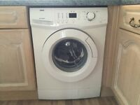 Zanussi 1400 Spin Washing Machine works and looks as new, selling as I'm getting an intergrated one