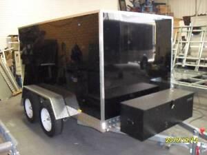 Enclosed product promotion display trailer, camper, toy-hauler Forrestfield Kalamunda Area Preview