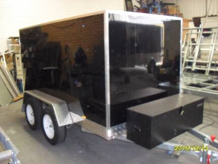 New Compact Off Road 14ft Camper Trailer For Sale Perth WA