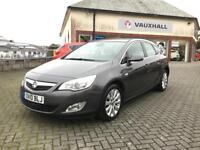 Vauxhall Astra 1.6i 16V SE 5dr (grey) 2010