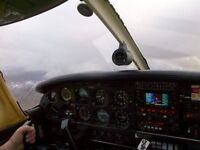 Introductory Flights for Gifts or Presents and Flying Lessons Glasgow Flying Club