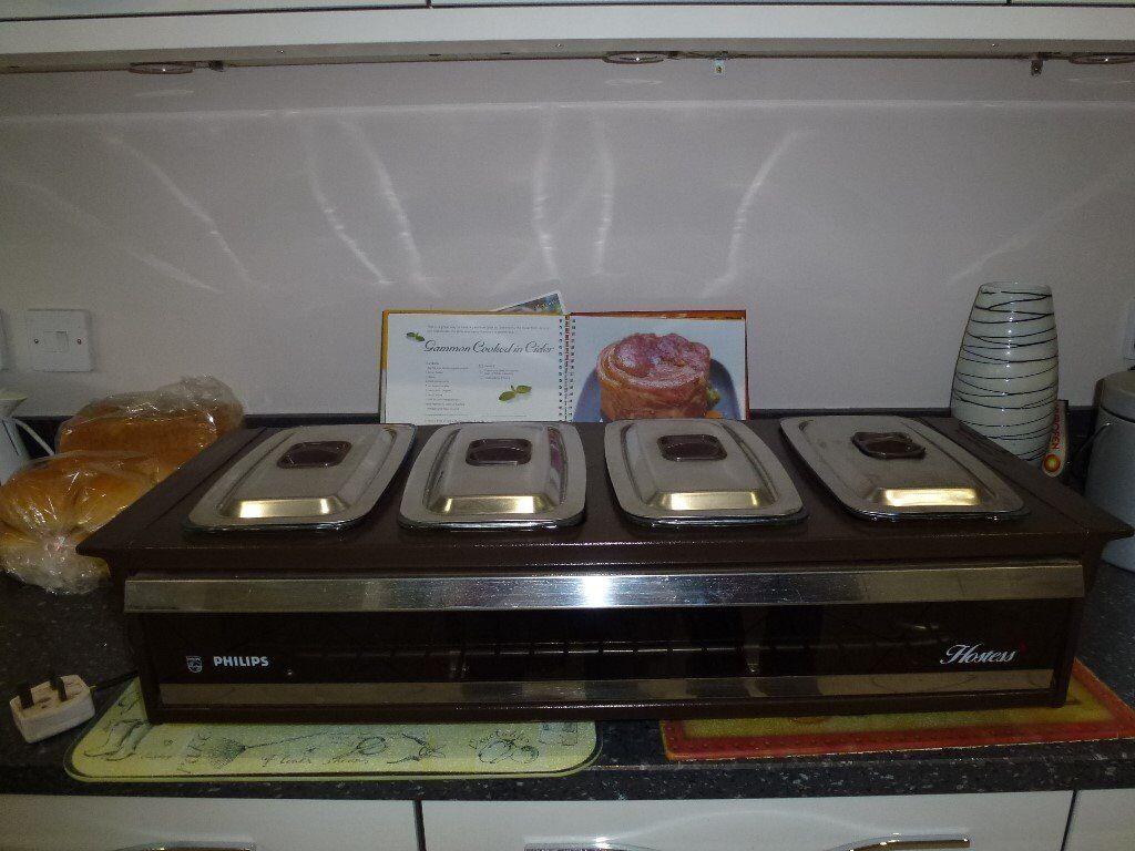 Philips Hostess Table Top Food Warmer