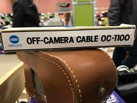 OFF - CAMERA CABLE OC - 1100