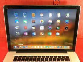Macbook Pro 15.4inch [2010] 2.4ghz i5 4GB RAM 500GB HDD + MS OFFICE/WORD + WARRANTY L820