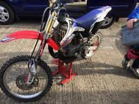Cr85 big wheel 2007 (yz kx rm ktm crf kxf crf rmz)