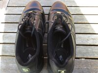 Golf shoes used