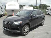 2010 Audi Q7 TDI Quattro Premium Diesel with 3rd row seating