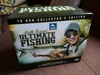 Matt Hayes Ultimaye Fishing 10dvd
