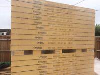 Celotex XR4120 Insulation x 15 sheets