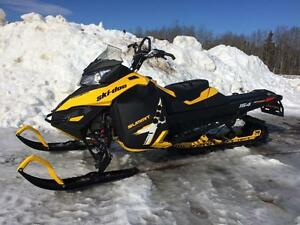 2013 Ski-Doo Summit X 154 800R E-Tec Pull Start