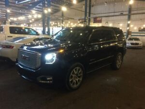2016 GMC Yukon Denali *Power Steps* *DVD* *Moonroof*