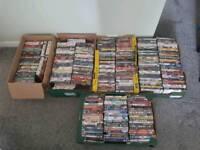 Job lot over 340 dvds