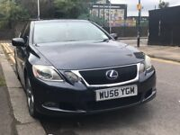 LEXUS GS300L SE METALLIC GREY COLOUR PSH