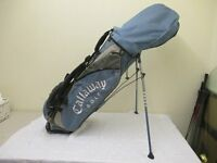 CALLAWAY EXTRA LIGHT STAND ALONE PALE BLUE GOLF BAG
