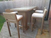 Tahiti 1/2 Bar Set - Oceans Rattan Outdoor Furniture