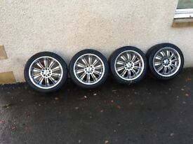 Alloys And tyres