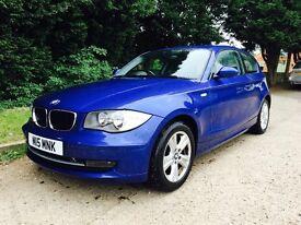 2007 BMW 118d SE