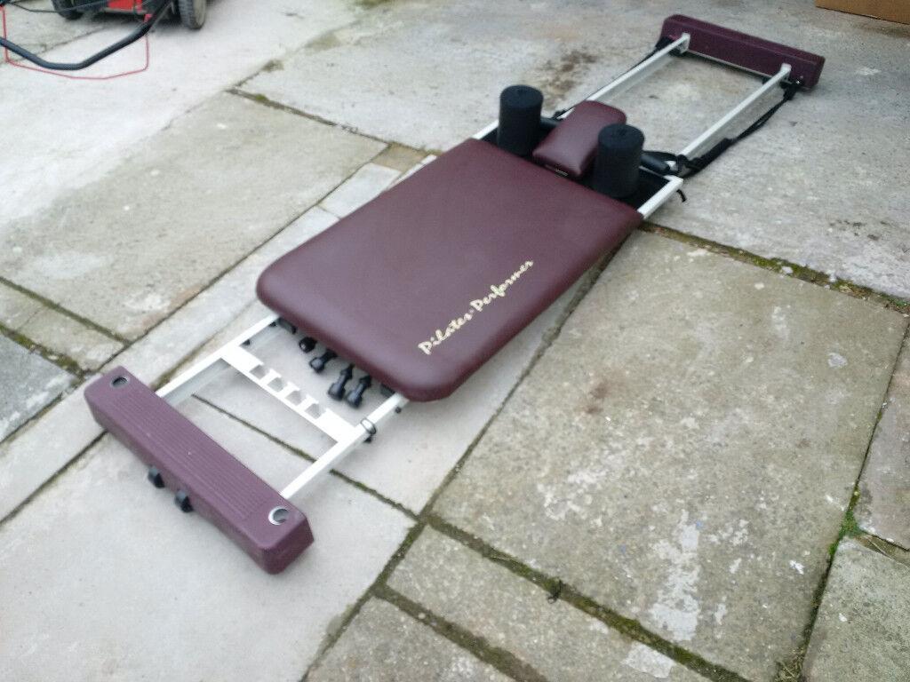 Pilates Reformer machine for sale.