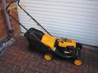 McCulloch M46-450C push petrol lawn mower