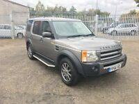 2007 Land Rover Discovery 3 2.7 TDV6 SE 5dr 7 Seater