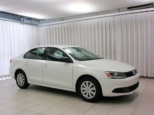 2013 Volkswagen Jetta VERY LOW KMs!! Heated Seats! Trendline Plu