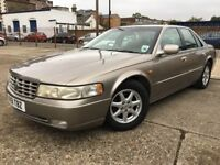 Cadillac STS Seville 4.6 v8 auto low milage Qiuck sale
