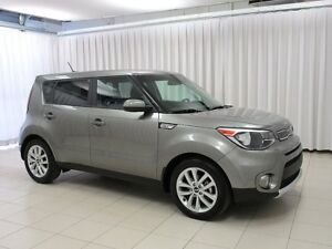 2017 Kia Soul WHAT A GREAT DEAL!! EX 5DR HATCH w/ HEATED SEATS,