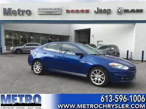 2013 Dodge Dart SXT- ONLY 18,826 KM