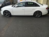 Audi A4 black edition full leather seats heated