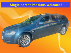 VE Commodore Sports Wagon -We Help Improve your Future Finance Chances – Ask us NOW-  $1000 Deposit Mount Gravatt Brisbane South East Preview