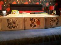Laurel and hardy vhs collection