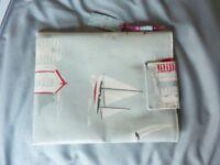 LOTTE LULU BEACH HUTS GADGET / TABLET / IPAD COVER