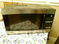 LG Microwave oven, combination oven
