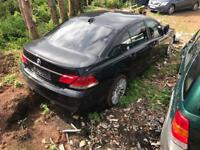 BMW 730ld breaking for parts