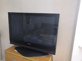 "37"" Panasonic TV in excellent working condition"