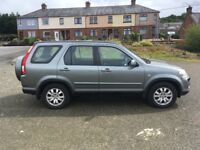 Honda CRV 2.2 CDTi SPORT Super reliable 4x4 with tow bar