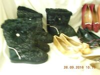 Bankrupt Stock JOB LOT OF SHOES Ladies Boots