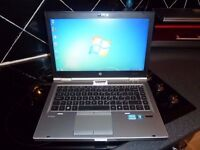 HP Elitebook 8460p laptop. Excellent Condition. Intel Core i5. 8GB RAM. Windows 10 Pro