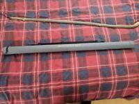 Fly fishing rod tube