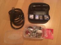 Kryptonite Bike Lock, tools and spares - clearing out the shed!