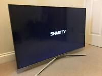 "ULTRA THIN - Samsung 40"" Smart 4k UHD -1500hz- HDR CRYSTAL COLOUR wifi TV - WARRANTY"