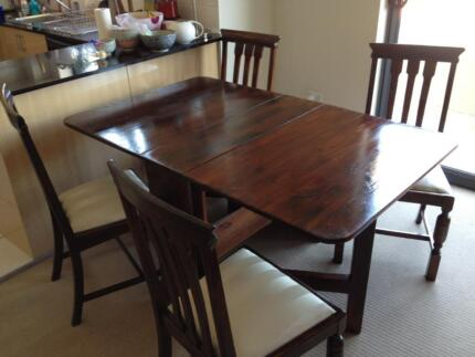 Dining table fold up dining table chairs - Fold up dining tables ...