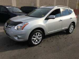 2013 Nissan Rogue SL, Automatic, Navigation, Sunroof, AWD