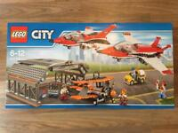 LEGO City Airport Air Show Set - SEALED