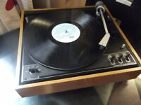 GERRARD AP76 RETRO TURNTABLE IN VERY GOOD WORKING ORDER